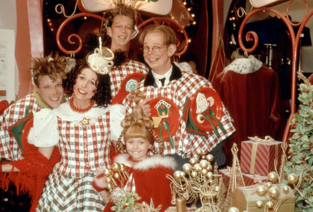 DR. SEUSS' HOW THE GRINCH STOLE CHRISTMAS, Jeremy Howard, Molly Shannon, T.J. Thyne, Taylor Momsen, Bill Irwin, 2000, (c)Universal