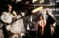 DRAGONSLAYER, Peter MacNicol, Caitlin Clarke, Emrys James, 1981, (c) Paramount