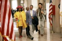 THE DISTINGUISHED GENTLEMAN, Sheryl Lee Ralph, Sonny 'Jim' Gaines, Eddie Murphy, Victor Rivers, 1992, (c)Buena Vista Pictures