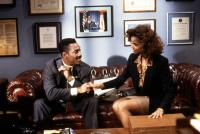 THE DISTINGUISHED GENTLEMAN, Eddie Murphy, Victoria Rowell, 1992, (c)Buena Vista Pictures