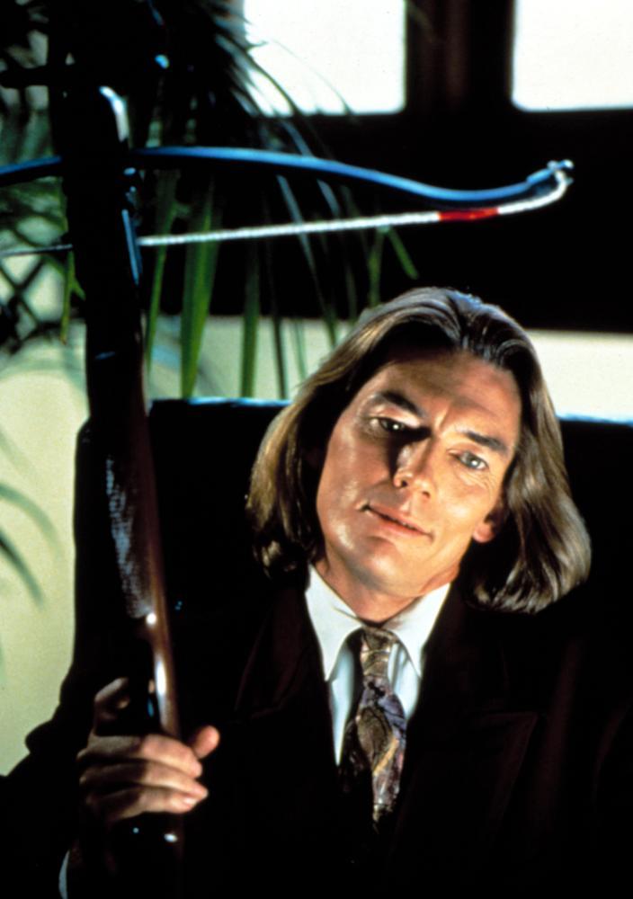 DEATH RING, Billy Drago, 1993. (c) Trans Atlantic Entertainment.