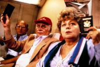THE DELTA FORCE, Martin Balsam, Shelley Winters, 1986