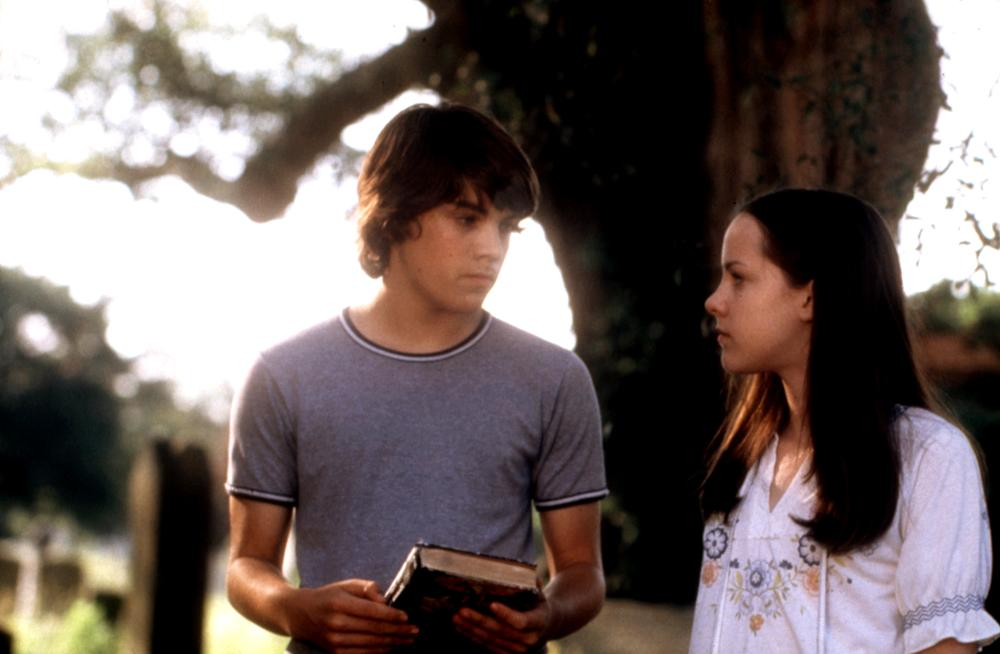 THE DANGEROUS LIVES OF ALTAR BOYS, Emile Hirsch, Jena Malone, 2002, (c) ThinkFilm