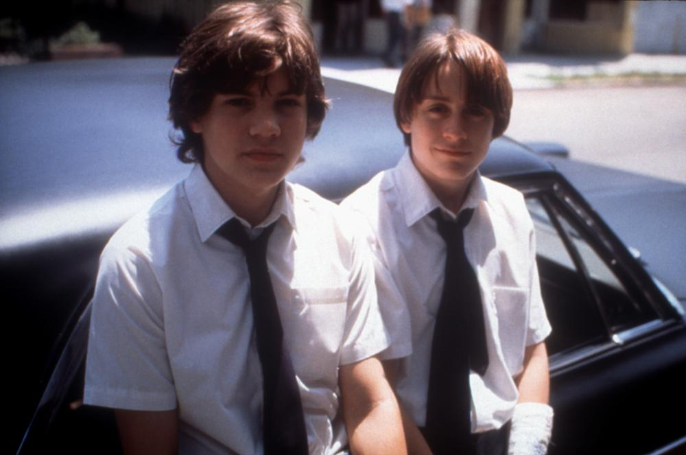 THE DANGEROUS LIVES OF ALTAR BOYS, Emile Hirsch, Kieran Culkin, 2002, (c) ThinkFilm
