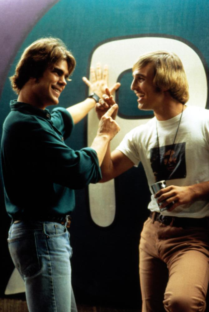 DAZED AND CONFUSED, Sasha Jenson, Matthew McConaughey, 1993