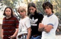 DAZED AND CONFUSED, Jeremy Fox, Esteban Powell, Wiley Wiggins, 1993