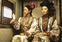 CROUCHING TIGER, HIDDEN DRAGON, (aka WO HU CANG LONG), Zhang Ziyi, Pei-pei Cheng, 2000. ©Sony Pictures Classics
