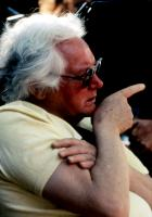 CRIMES OF PASSION, director Ken Russell on set, 1984, (c) New World Releasing