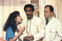 CRITICAL CONDITION, Feiga Martinez, Richard Pryor, Bob Dishy, 1987, (c)Paramount