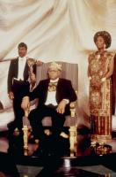 COMING TO AMERICA, Eddie Murphy, James Earl Jones, Madge Sinclair, 1988, (c)Paramount