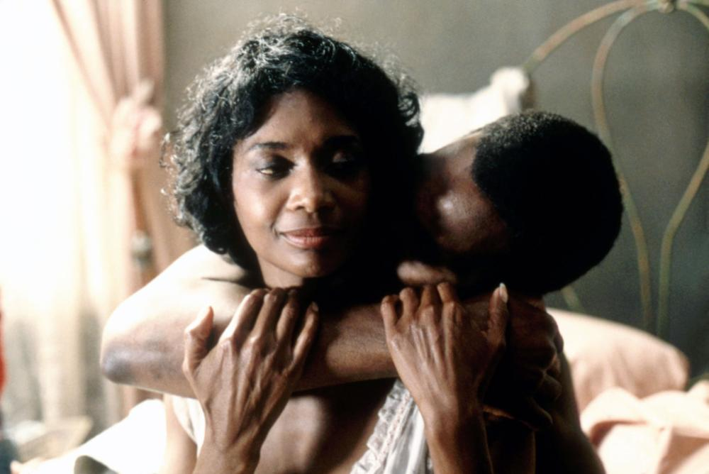 THE COLOR PURPLE, Margaret Avery, Danny Glover, 1985, (c)Warner Bros.