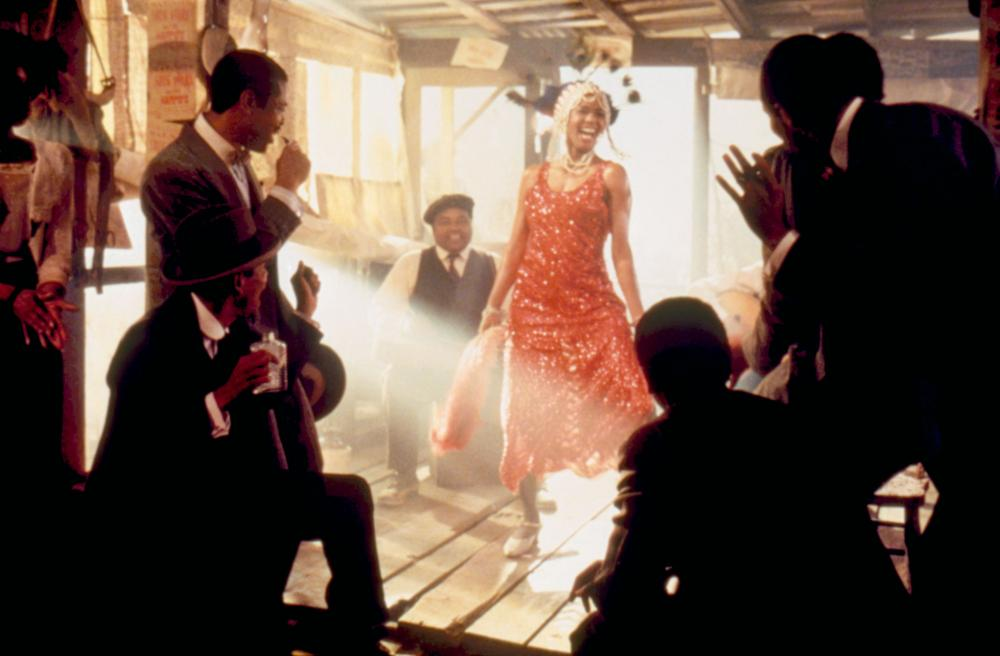 THE COLOR PURPLE, Margaret Avery (center), 1985. ©Warner Bros.