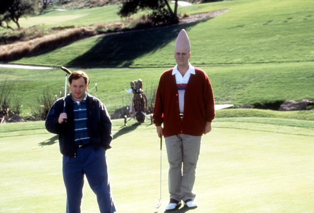 CONEHEADS, Jason Alexander, Dan Aykroyd, 1993, (c)Paramount