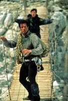 CLIFFHANGER, Sylvester Stallone, Janine Turner, 1993