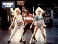 A CHORUS LINE, Janet Jones, Gregg Burge , Michelle Johnston (r.), 1985, (c)Columbia Pictures