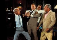 CADDYSHACK, Ted Knight, Dan Resin, Chevy Chase, Rodney Dangerfield, 1980. (c) Orion Pictures.