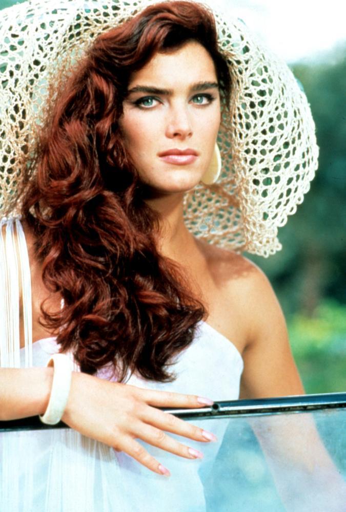Brooke Shields 1989