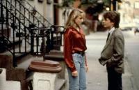 BRIGHT LIGHTS, BIG CITY, Tracy Pollan, Michael J. Fox, 1988. (c) United Artists.