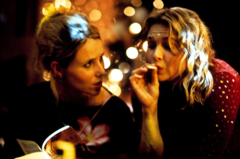 BRIDGET JONES'S DIARY, Sally Phillips, Renee Zellweger, 2001