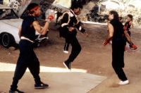 BREAKIN', Adolfo Quinones, Lucinda Dickey, Christopher McDonald, 1984. (c) Cannon Pictures.