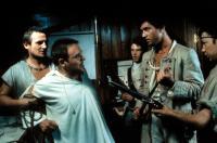 THE BOUNTY, Liam Neeson, Anthony Hopkins, Philip Davis, Mel Gibson, Dexter Fletcher, 1984, (c) Orion