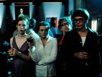 BONGWATER, Alicia Witt, Amy Locane, Andy Dick, Jeremy Sisto, 1998.