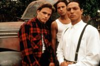 BOUND BY HONOR, (aka BLOOD IN, BLOOD OUT...BOUND BY HONOR), Damian Chapa, Jesse Borrego, Benjamin Bratt, 1993, (c)Buena Vista Pictures