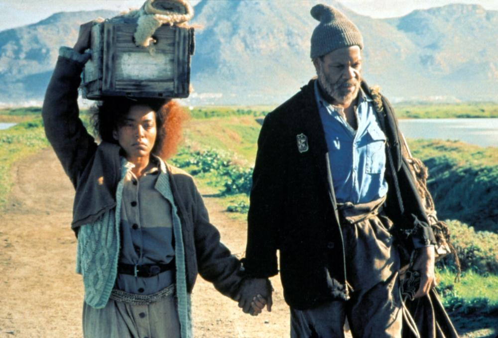 BOESMAN AND LENA, 2000, Danny Glover and Angela Bassett.