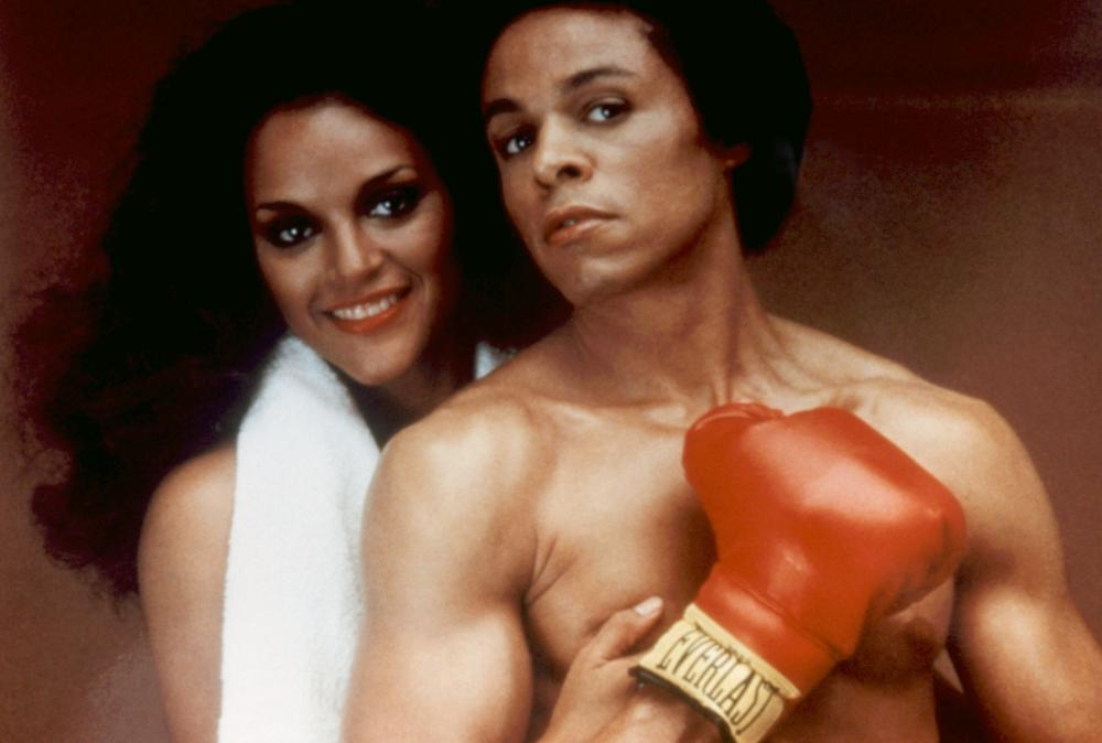 BODY AND SOUL, Jayne Kennedy, Leon Isaac Kennedy, 1981, (c) Cannon Films