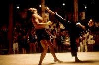 BLOODSPORT 2, (aka BLOODSPORT II: THE NEXT KUMITE), Daniel Bernhardt (right), 1996. © Transcontinental Film Corporation