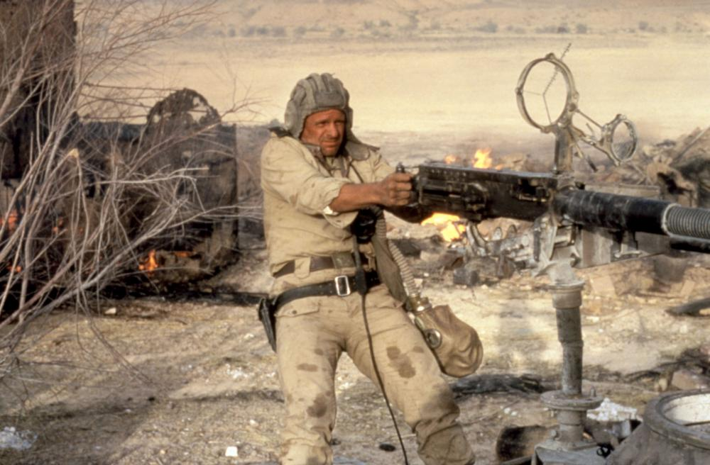THE BEAST OF WAR, Don Harvey, 1988, (c)Columbia Pictures