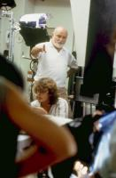 THE BELIEVERS, Director John Schlesinger, on set, 1987, (c)Orion Pictures