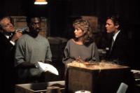 BEVERLY HILLS COP, Michael Chapman, Eddie Murphy, Lisa Eilbacher, Jonathan Banks, 1984