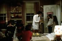 AUTHOR! AUTHOR!, Eric Gurry, Al Pacino, Ari Meyers, Elva Leff, 1982, father dressing in kid's room