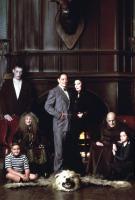 THE ADDAMS FAMILY, Jimmy Workman, Judith Malina, Carel Struycken, Raul Julia, Anjelica Huston, Christopher Lloyd, Christina Ricci, 1991