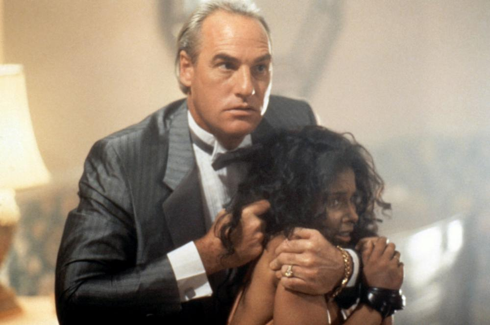 vanity action jackson. ACTION JACKSON, Craig T. Nelson, Vanity, 1988. ©Lorimar Film Entertainment Vanity Action Jackson .