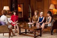 MADE IN DAGENHAM, from left: Miranda Richardson, Sally Hawkins, Geraldine James, Jaime Winstone, Andrea Riseborough, 2010. ph: Susie Allnut/©Sony Pictures Classics