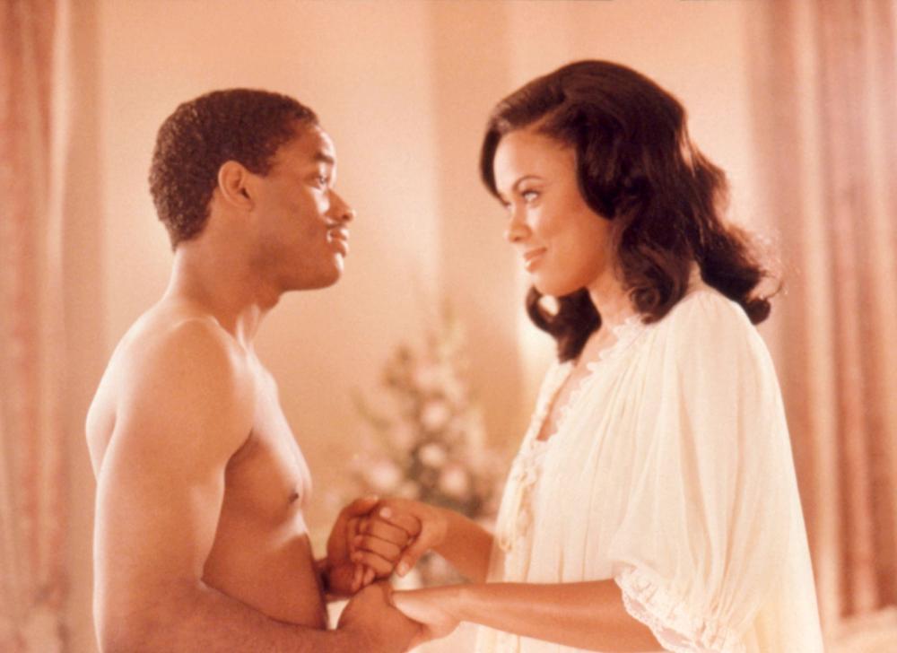 WHY DO FOOLS FALL IN LOVE, Larenz Tate, Vivica Fox, 1998, (c)Warner Bros