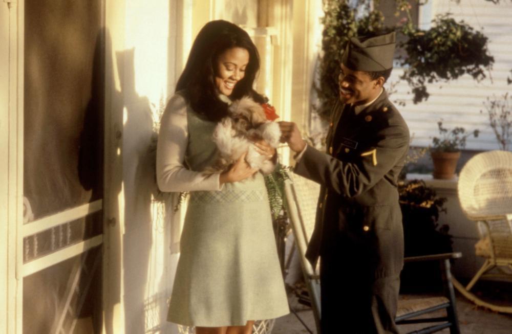 WHY DO FOOLS FALL IN LOVE, Lela Rochon, Larenz Tate, 1998, (c)Warner Bros