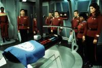 STAR TREK II : WRATH OF KHAN, George Takei, James Doohan, William Shatner, DeForest Kelley, Nichelle Nichols, Kirstie Alley, 1982