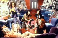 SPICE WORLD, Naoko Mori, Emma Bunton, Melanie Brown, Melanie Chisholm, Victoria Beckham, Geri Halliwell, 1997, (c)Columbia Pictures