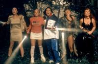 SPICE WORLD, Victoria Beckham, Emma Bunton, Melanie Chisholm, Melanie Brown, Geri Halliwell, 1997, (c)Columbia Pictures