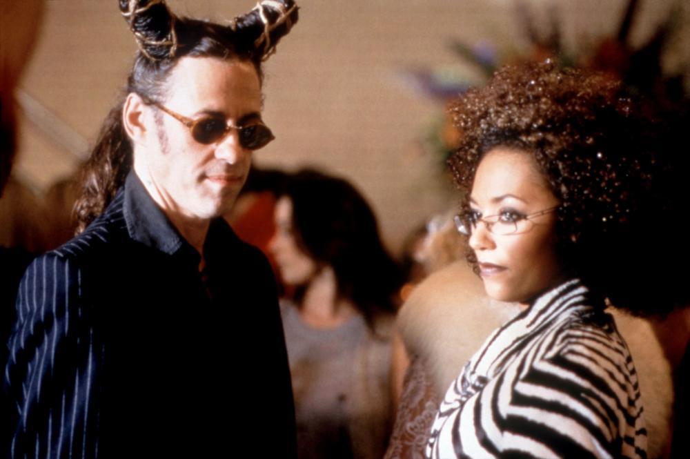 SPICE WORLD, Bob Geldof, Melanie Brown, 1997, (c)Columbia Pictures