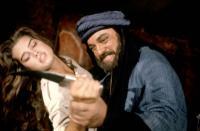 SAHARA, Brooke Shields, John Rhys-Davies, 1983, ©MGM