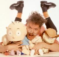 RUGRATS MOVIE, composer Mark Mothersbaugh, 1998. ©Paramount