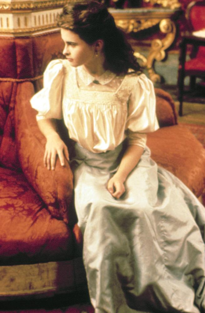 A ROOM WITH A VIEW, Helena Bonham Carter, 1985. (c) Cinecom International