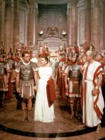 THE ROBE, Richard Burton, Jean Simmons, Torin Thatcher, 1953, TM and Copyright (c) 20th Century-Fox Film Corp.  All Rights Reserved