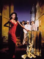 RAGE IN HARLEM, A, Robin Givens, Forest Whitaker, Gregory Hines (r.), 1991, (c)Miramax Films