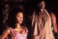 RAGE IN HARLEM, A, Robin Givens, Badja Djola, 1991, (c)Miramax Films