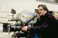 MOTHMAN PROPHECIES, Director Mark Pellington, on set, 2002 (c) Columbia